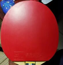 Donic Bluegrip R1 RED-Max, slight dama, excellent condition Table Tennis Rubber