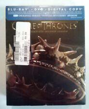 Game of Thrones: Season 2 (Blu-ray - DVD - Digital HD) New/Sealed