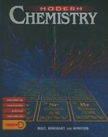 Modern Chemistry: ?PUPIL'S EDITION? 2002 by HOLT, RINEHART AND WINSTON