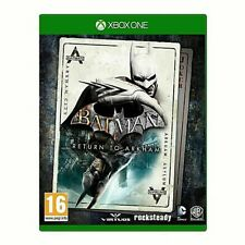 Batman Return to Arkham HD - XBOX ONE neuf sous blister VF