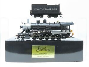 HO Scale Bachmann Spectrum 81703 ACL Atlantic Coast Line 2-10-0 Steam Loco #8003