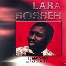 "CD LABA SOSSEH ""EL MAESTRO"" 12 TITRES, OCCASION, TRES BON ETAT"