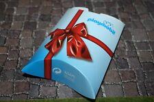 Playmobil boîte cadeau avec CHEVALIER NEUF EN MISB Pomo FIGURINE DE publicité