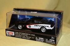 Motor Max #74312 2011 Dodge Charger Pursuit Canadian Promo Police Car