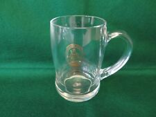 VINTAGE 1980's? GREENE KING FINE ALES HEAVY 1 PINT GLASS TANKARD IN EX COND