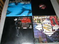 4 Rap Albums Vinyl Busta Rhymes Tribe called Quest Masta Ace The Roots used
