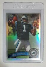 2011 Topps Chrome Cam Newton -  New England Patriots