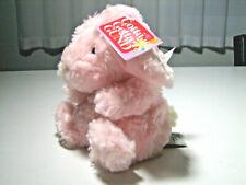 Vintage Gund White Bunny Rabbit Wobbles #36044 Stuffed Animal 5 inch New w Tags