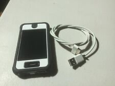 Apple iPhone 4S with Case and Apple Charger