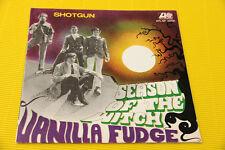 "7"" SOLO COPERTINA SENZA DISCO VANILLA FUDGE SHOTGUN ORIG ITALY '60  NM !!!!!!!"
