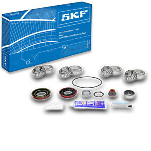 SKF Rear Axle Differential Bearing and Seal Kit for 1975-1986 Ford F-150 cx