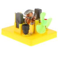 DIY Fan Motor Model Toy Kids Physics Electrical Experiment Kit Educational