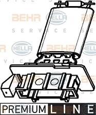 Final Stage Resistor Audi A3 Skoda VW Caddy Behr Hella 9ML351332371 1K0959263A