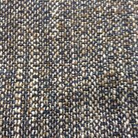 Breton Blue Iona Textured Weave  Curtain/Upholstery/Craft Fabric
