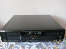 Sony CDP-CE525 Compact Disc Player  mit CD Text und Optical Output CD-WECHSLER 5