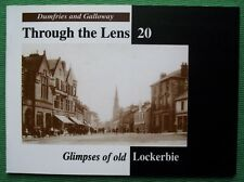 More details for book of old photos & postcards dumfries galloway glimpses of old lockerbie