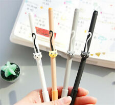 X1 Random Charming Cats 0.5mm Neutral Ball Pen For Study Office Writing Pens A
