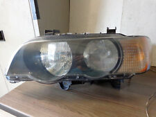 BMW X5 E53 FRONT HEADLIGHT LAMP LEFT PASSENGER SIDE N/S FITS 2002 2005