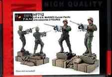Marines mitrailleurs pour LVT-4 1/35 Hobby Fan