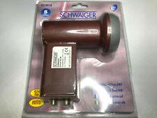 Schwaiger Universal-Twin-LNB FLS992R 031 Neu OVP