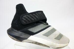 ADIDAS Harden White/Black Sz 6.5 Kids Basketball Shoes