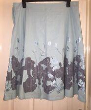 Atmosphere Linen Mix Boho Skirt, Size 18 - Beautiful!