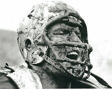 FORREST GREGG 8X10 PHOTO GREEN BAY PACKERS PICTURE NFL FOOTBALL MUDDY
