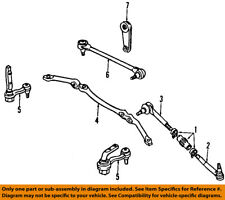 GM OEM Steering Gear-Idler Arm 26056096