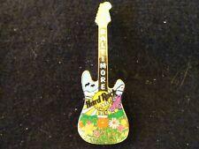 Hard Rock Cafe pin Baltimore Scenery Guitar Series Sunshine