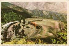 Postcard Batasia Loop Ghoom Darjeeling India
