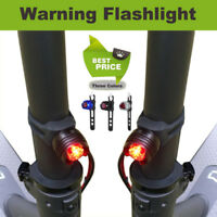 Safety Warning Scooter Bike Cycle Front LED Lamp Flashlight  Xiaomi Mijia M365