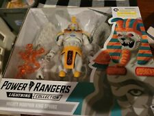 Power Rangers Mighty Morphin King Sphinx Lightning Collection Figure new