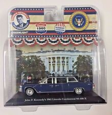 GREENLIGHT 1961 LINCOLN CONTINENTAL SS-100-X JOHN F KENNEDY LIMO 1/43 86110 A