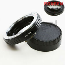Macro AF Confirm Pentax K Mount PK Lens to Nikon F Adapter D4 D600 D800 D3200
