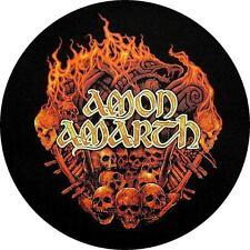 Amon Amarth schiena ricamate Back Patch # 4 Versus the World 29cm ricamate patch