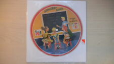 THE ALPHABET SONG Record Guild of America Cardboard Picture Record 78RPM 50s