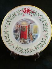 Lenox 2005 Annual Holiday Collector Plate 15th in Series - No Box