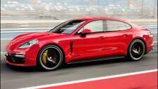 Porsche Panamera adjustable lowered links suspension 2010-16