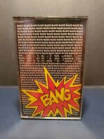 Triple X BANG Cassette Tape Pittsburgh Metal VERY RARE 1991 Hard Rock