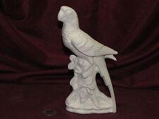 Ceramic Bisque Custom Order Cockatoo - Parrot - Hummingbird Ready to Paint