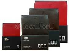 SENA NEW ULTRASLIM Leather Slip on Sleeve Pouch Case Ipad mini or 2 3 4 RRP£50