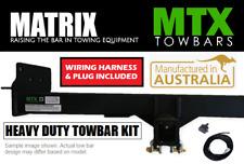 MTX Towbar & Wiring Kit (3100kg) MITSUBISHI TRITON MQ UTE W/STEP (2015-2018)
