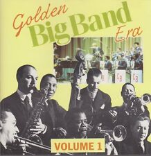 CD SAMPLER GOLDEN Big Band Era Volume One (Russ Morgan, Tony Pastor)