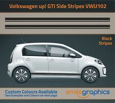 VW Up GTI Raya Kit Stickers DECALS-Otros Colores Disponibles