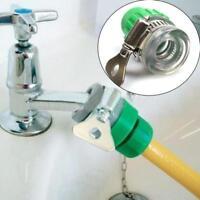 Universal Joint Water Gun Quick Pipe Connector Hose Washing Machine Wash Tap