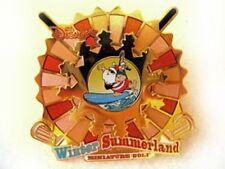 Disney Pin: WDW Cast Member Atlas Pin # 7 -- Winter Summerland LE 3000