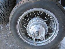 2001 kawasaki bn125 rear wheel rim