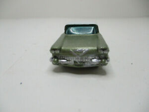 Vintage Moko Lesnety Matchbox 27c CADILLAC 60 SPECIAL SPW RESTORED/MODIFIED.