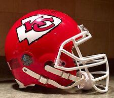 Tony Gonzalez 2003 Game Issued Signed HOF Chiefs Pro NFL Football Helmet COA MVP
