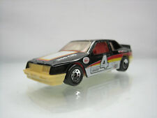 Diecast Matchbox Buick Le Sabre 1987 in Black Good Condition